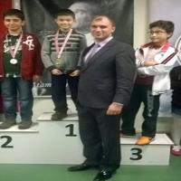 11 Yaş İzmir Satranç Şampiyonu Samet Vatansever