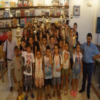 2015 Türkiye Yaş Grupları 10x10 Çapraz Dama Şampiyonası Sonuçları