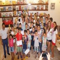 2015 Türkiye Yaş Grupları Türk Daması Sonuçları