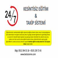 Öğrencilerimize 7/24 Kesintisiz Eğitim ve Takip Sistemimiz Kurulmuştur