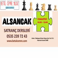 Alsancak Şubemizde Satranç Dersleri Hakkında Bilgi