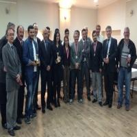 Betül Cemre Yıldız İzmir Barosu Satranç Turnuvası Şampiyonu oldu