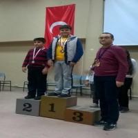 Efe Barkın Dinçer 11 Yaş Aydın Satranç Şampiyonu