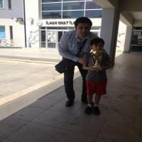 Eren Salman'dan Şampiyonluk