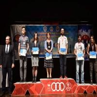 Mersin Açık Satranç Turnuvasında İkincilik Madalyası
