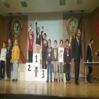 Öğrencilerimiz Bu Hafta Madalyalara Doyamadı