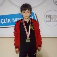 Öğrencimiz Emre Salafur Aydın Şampiyonu