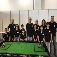WRO Lego Yarışması'nda Türkiye Şampiyonluğu'nu kaçırdık